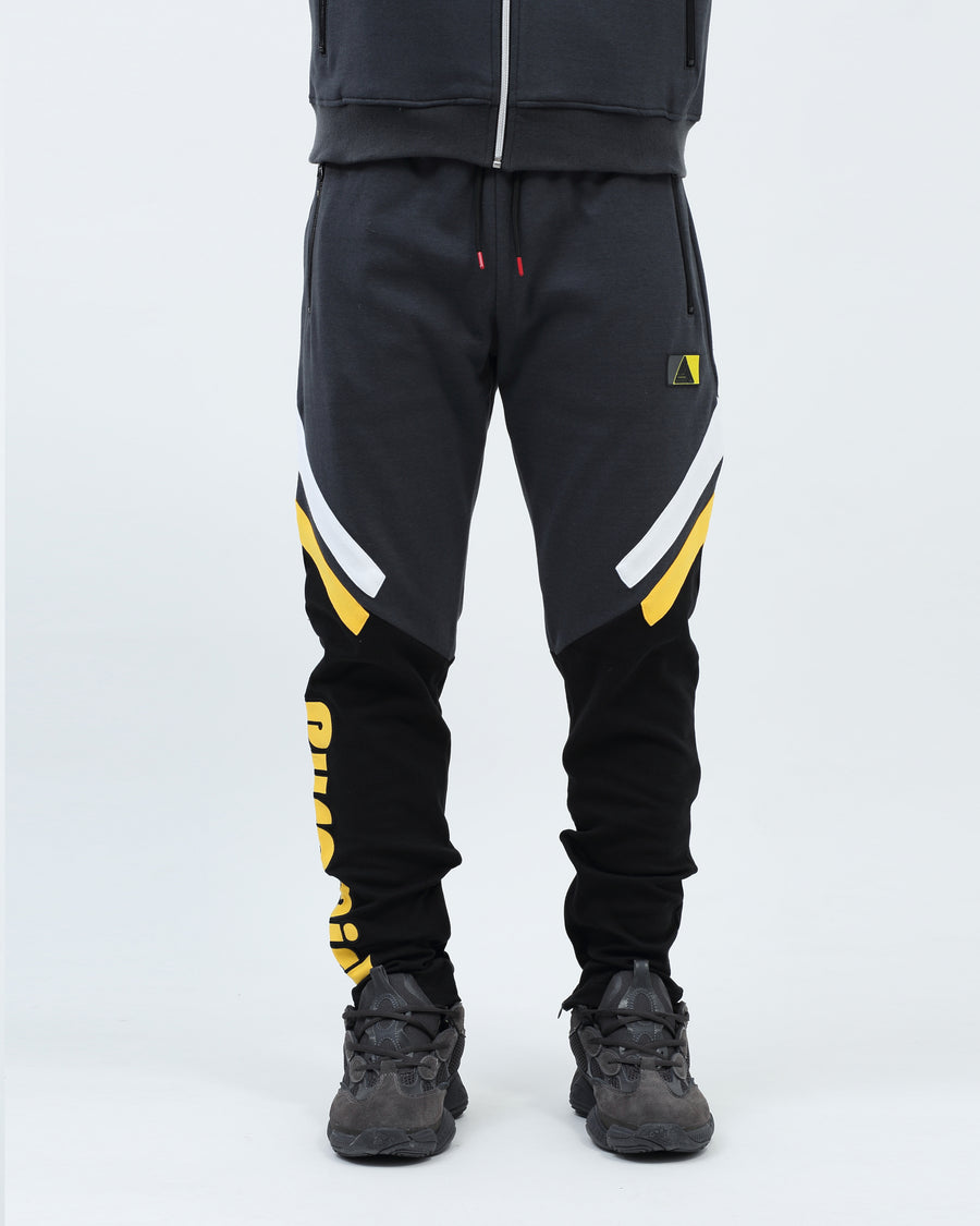 Two Stripes Blocked Track Pant
