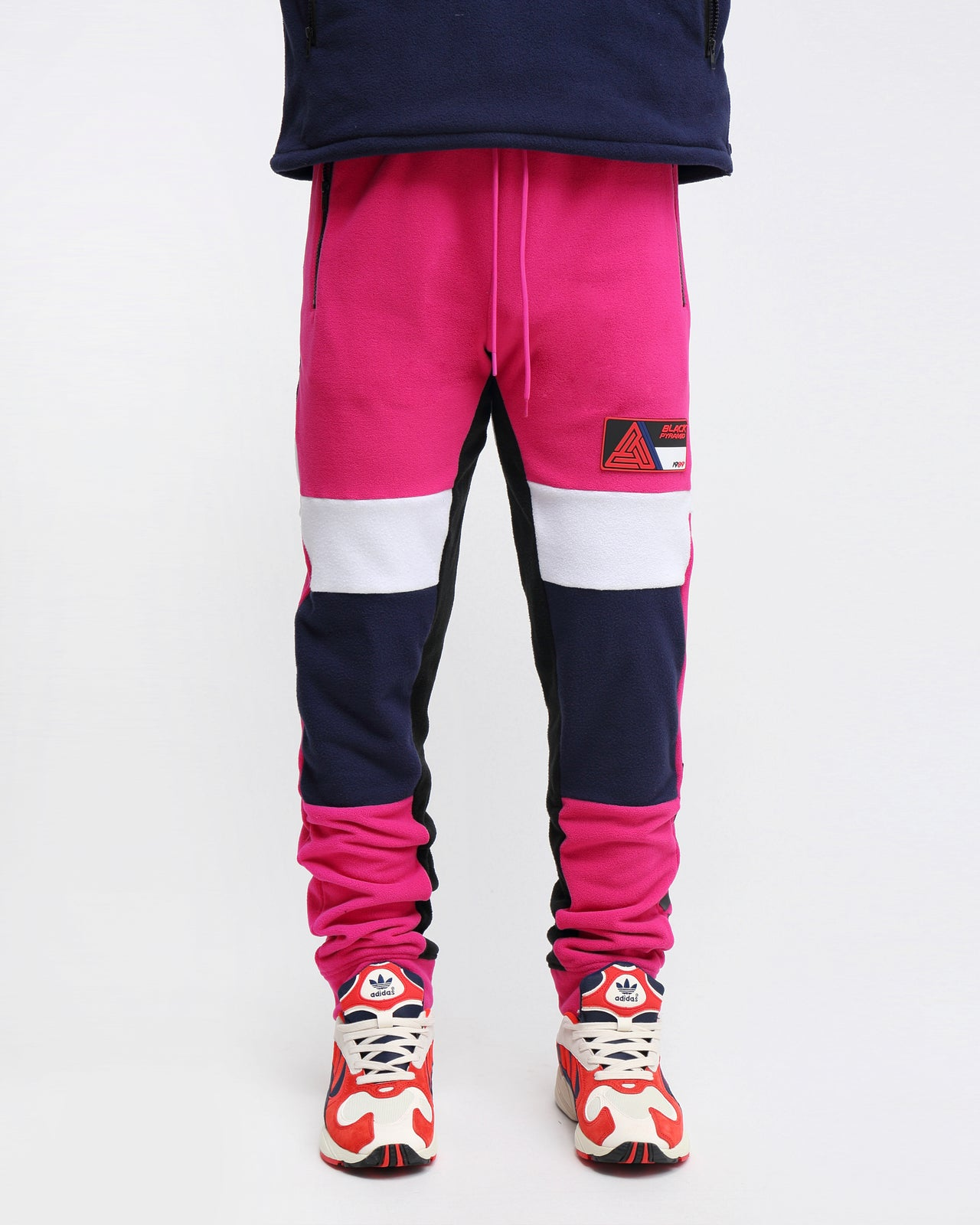 POLAR FLEECE PANT - Color: NAVY