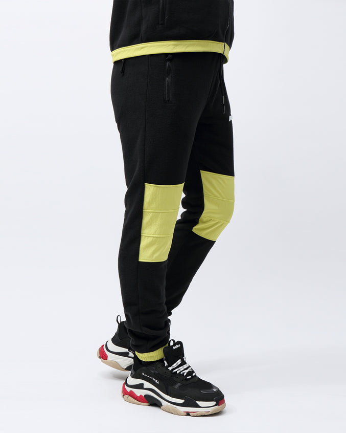 BP POLAR FLEECE PANT - Color: YELLOW
