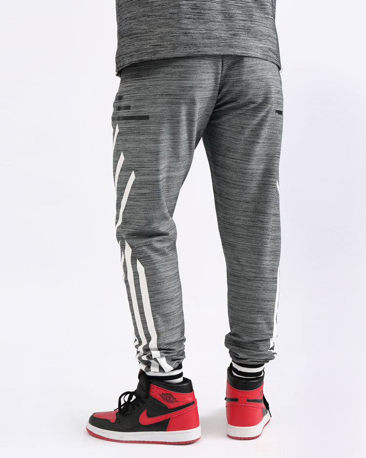 BLACK CYBER PANTS-COLOR: BLACK