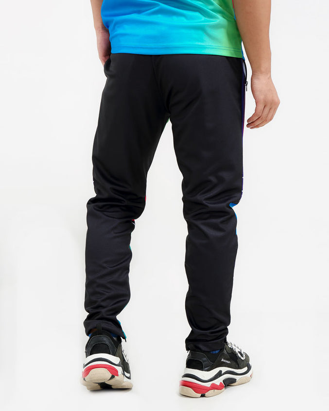 GRADED SPEED PANTS-COLOR: BLUE