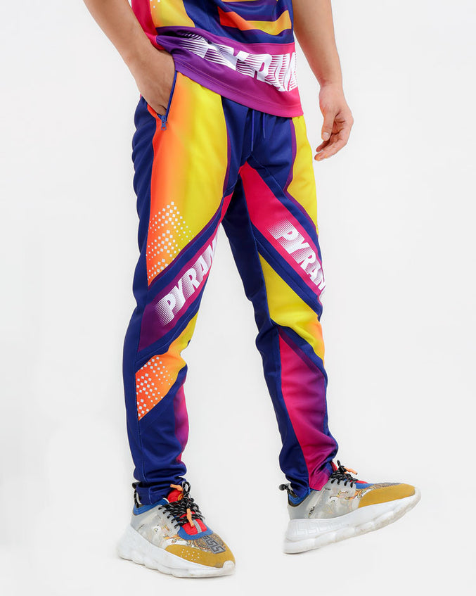 GRADED SPEED PANTS-COLOR: PINK.