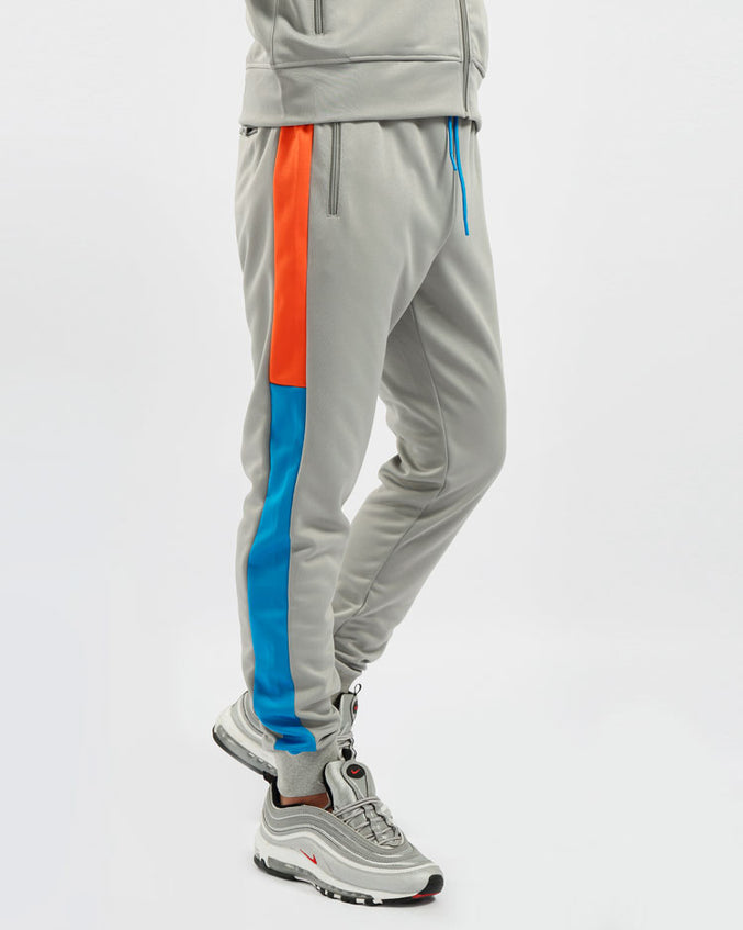 SPEED PIECED PANT-COLOR: LT BLUE