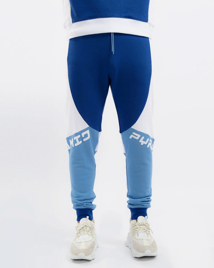 RACER BLOCKED PANT