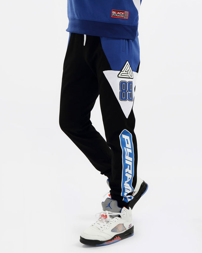 BMX MOTO JOGGER-COLOR: BLUE