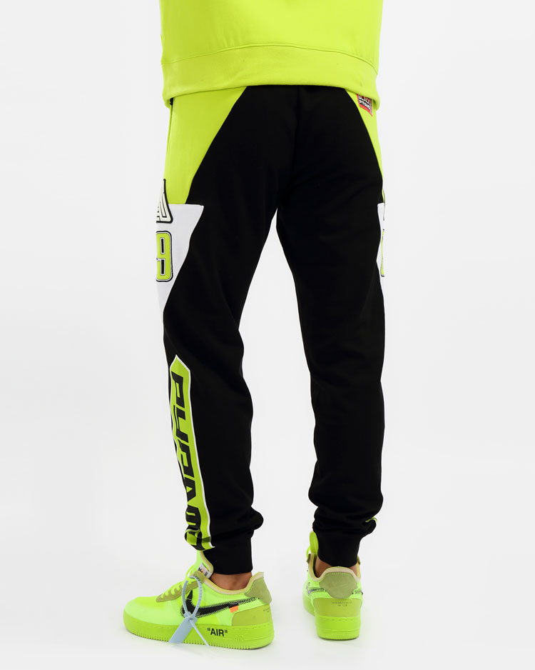 BMX MOTO JOGGER-COLOR: GREEN