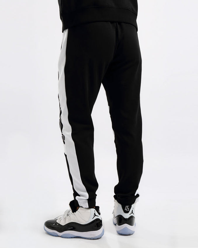 MAZE PANT-COLOR: BLACK