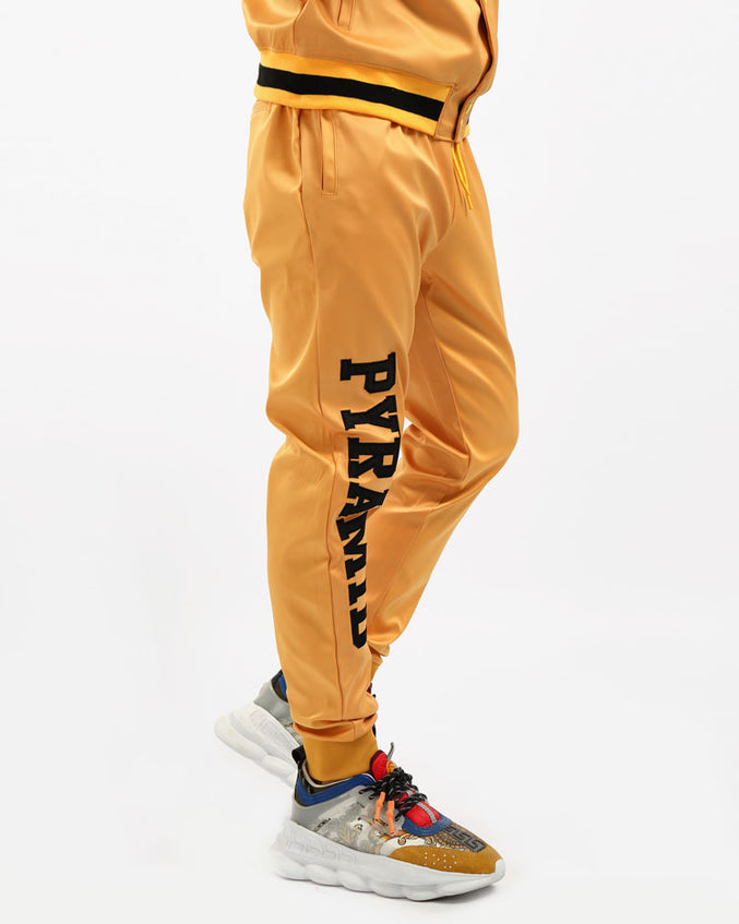 POLAR PANTS-COLOR: YELLOW