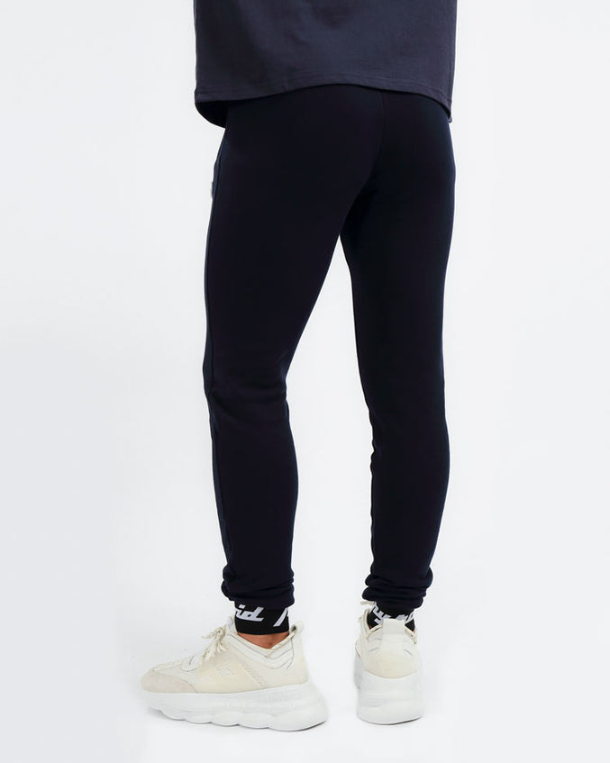 CORE 3D RUBBER PATCH PANT-COLOR: NAVY