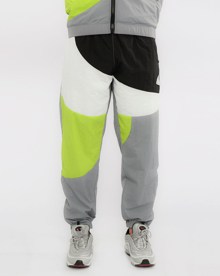 BIG AND TALL CIRCLES PANT-COLOR: BLACK