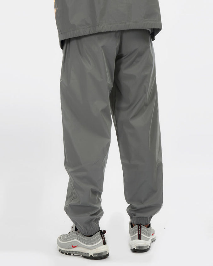 DOUBLE LAYER CLEAR WIND PANT-COLOR: SILVER