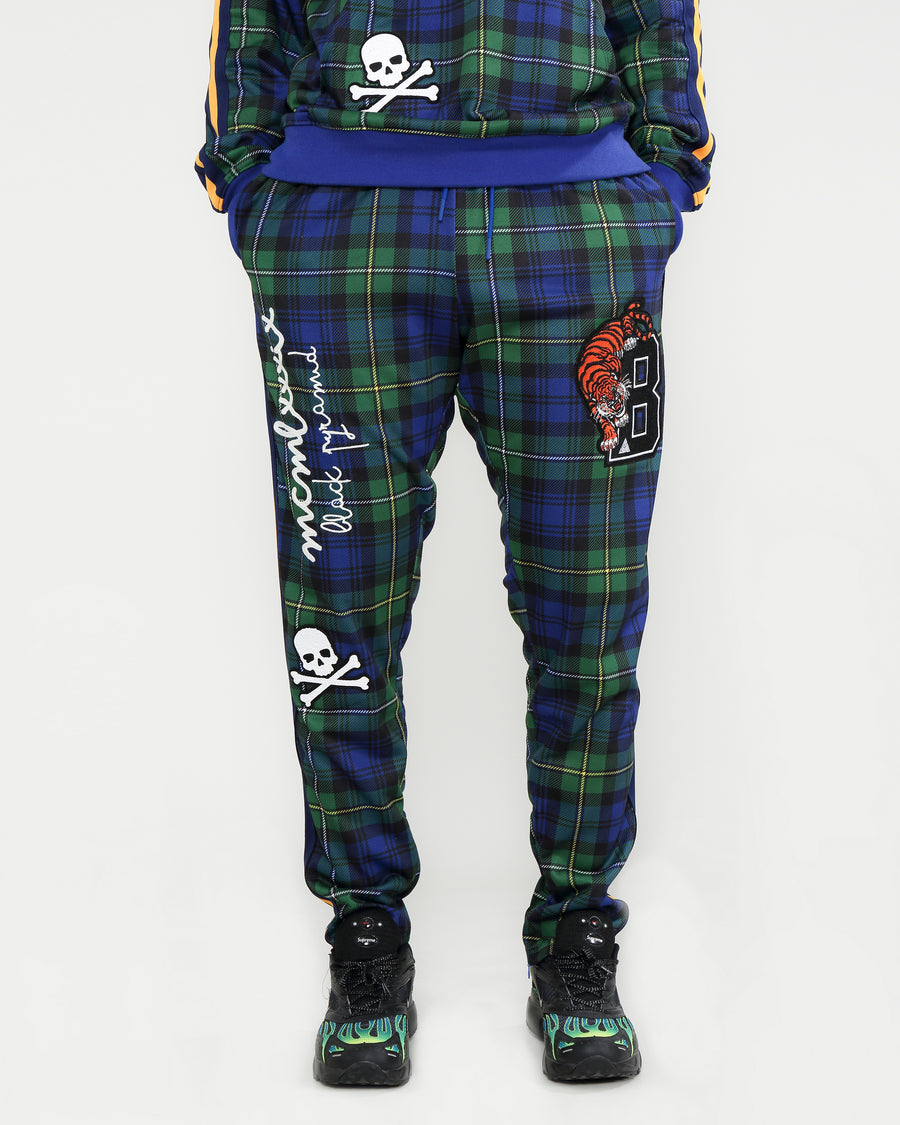 VARSITYPLAID PANTS
