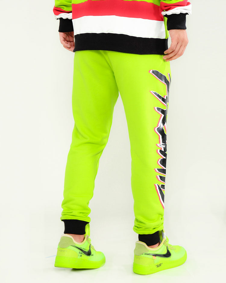 IN MAMI PANTS-COLOR: GREEN