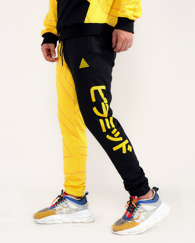 TOKYO PANT-COLOR: YELLOW