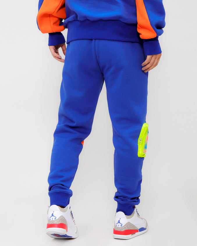EXPEDITION PANTS-COLOR: BLUE
