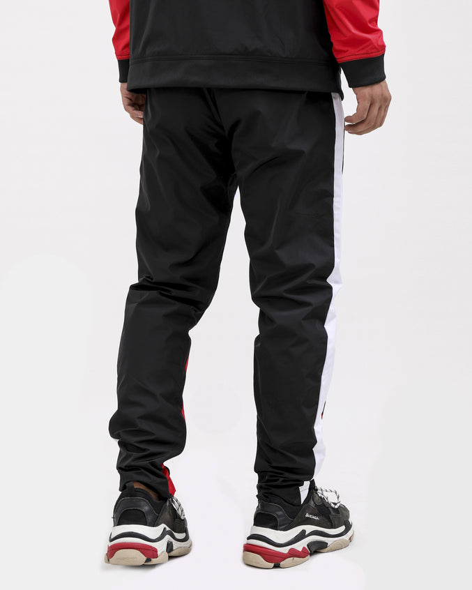 WORLDWIDE PULLOVER PANTS-COLOR: BLUE