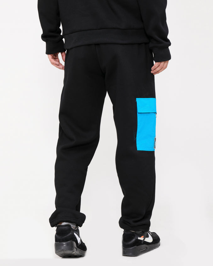 BIG AND TALL AWC PANT-COLOR: BLACK