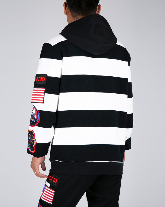 Bp Space Hoodie - Color: Black
