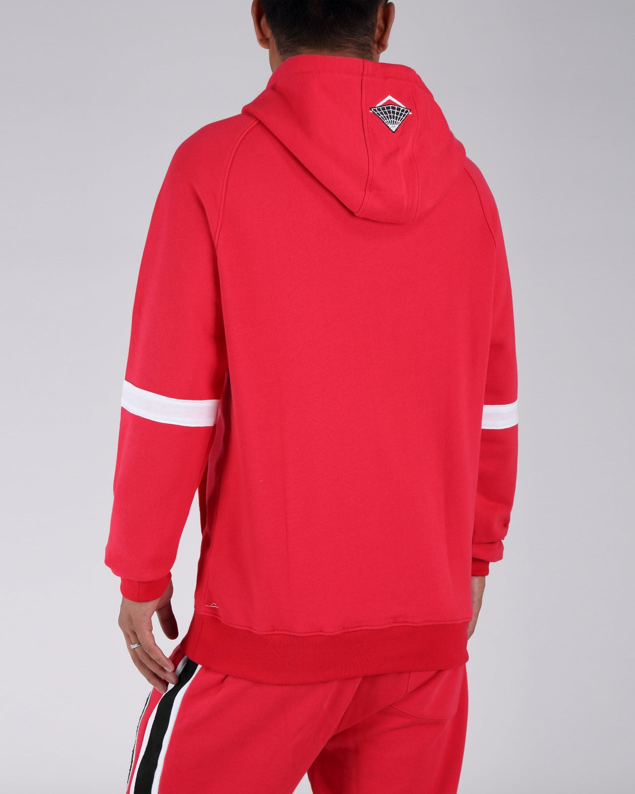 Blast Off Hoodie - Color: RED