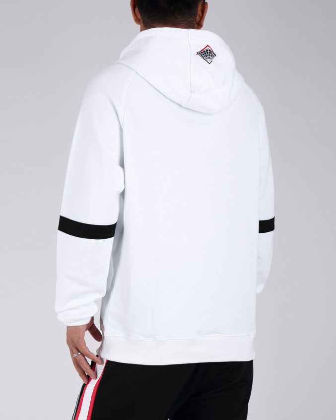 Blast Off Hoodie - Color: White