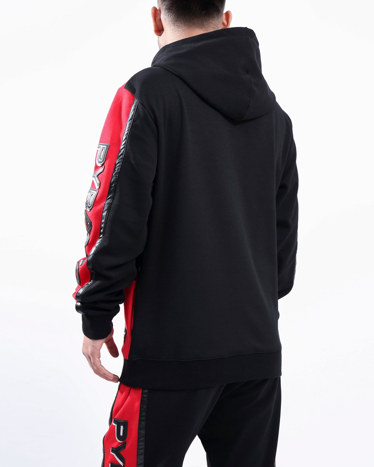 TEAM OHB CRIMSON HOODY - Color: Red