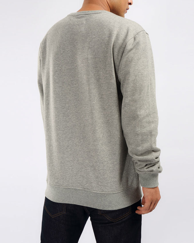 THE BIG OG DIP CREWNECK-COLOR: HEATHER GRAY