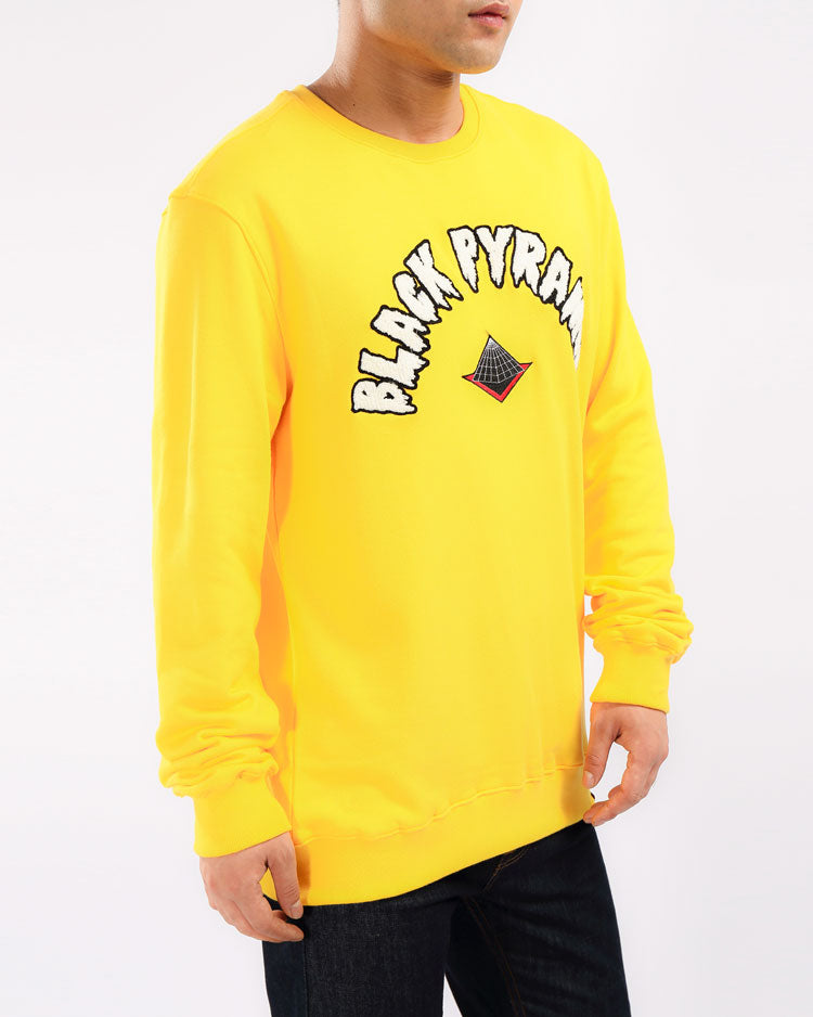 THE BIG OG DIP CREWNECK-COLOR: YELLOW