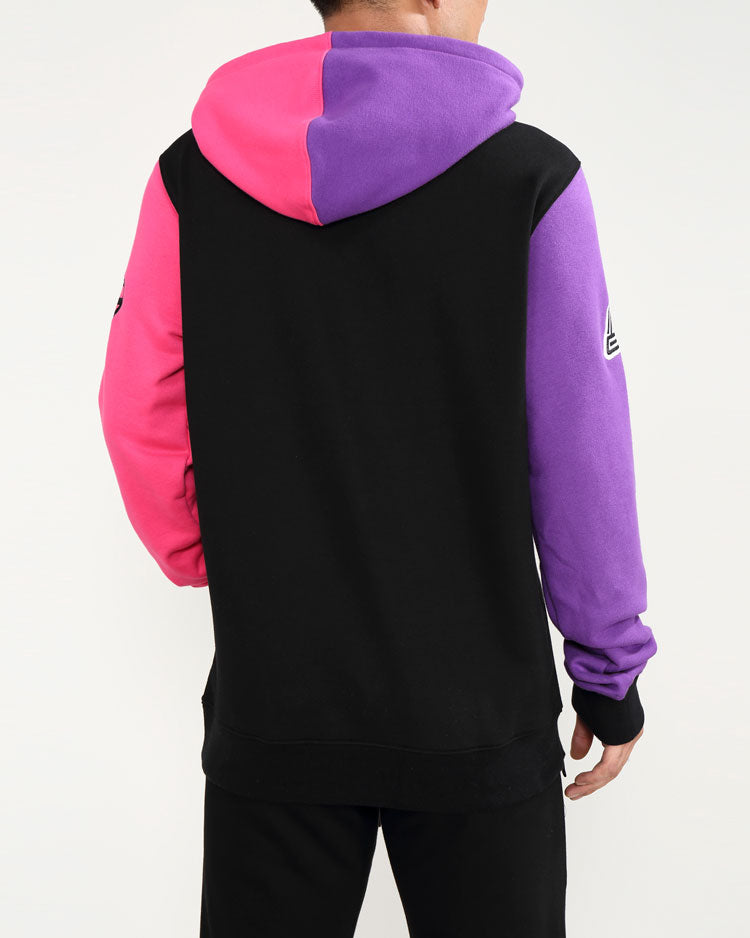 90S KINDA SWERVE HOODY-COLOR: BLACK
