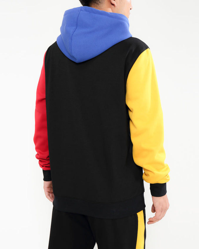 ORBIT LOGO HOODY-COLOR: MULTI COLOR