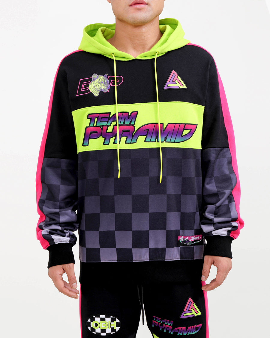 TEAM PYRAMID HOODY