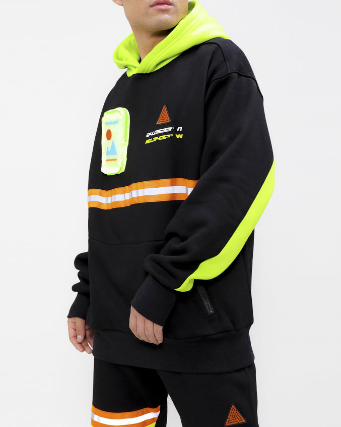 EXPEDITION HOODY-COLOR: BLACK
