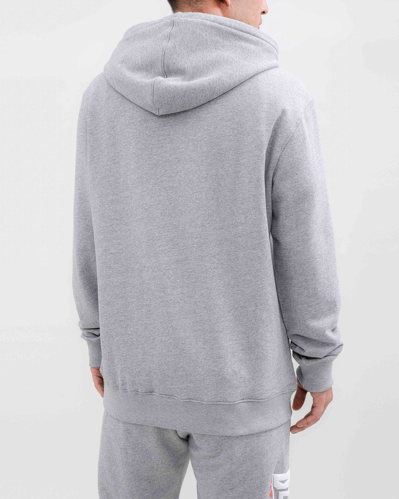 CHOICES HOODY-COLOR: HEATHER GRAY