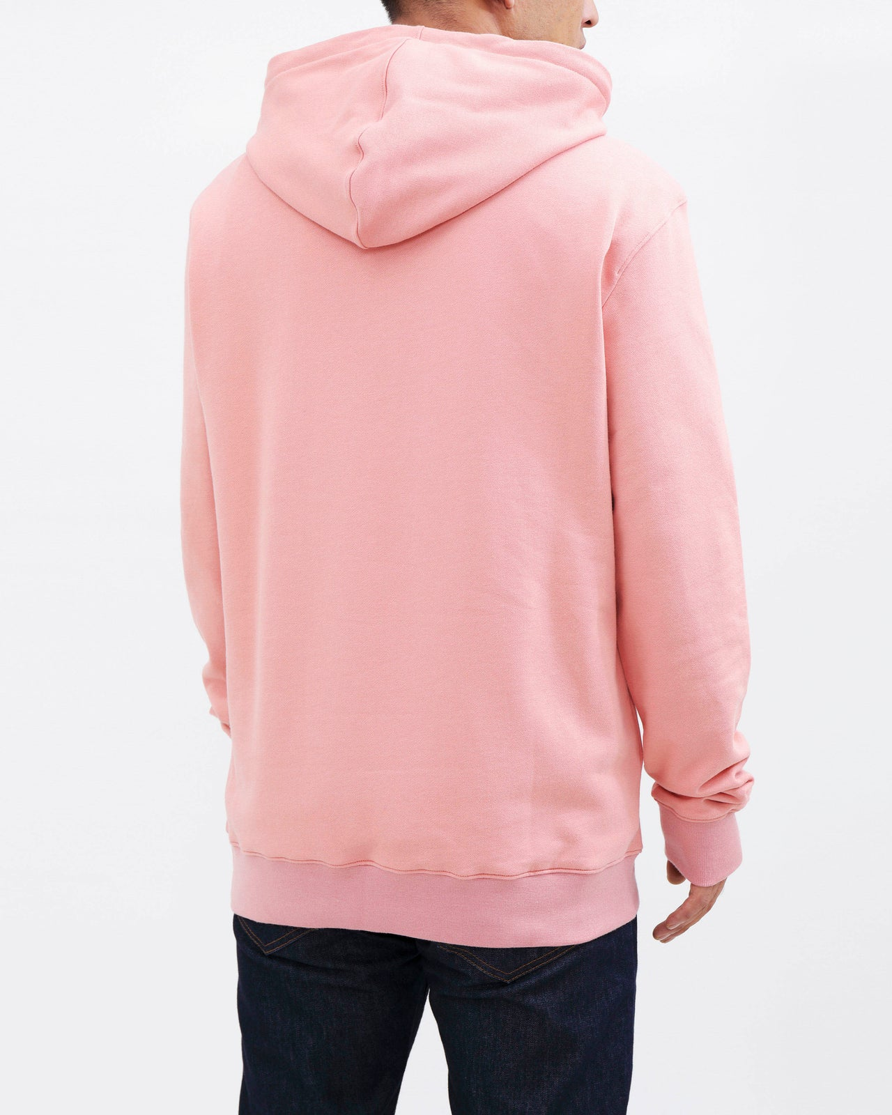 BP CREST RAINBOW HOODY-COLOR: PINK