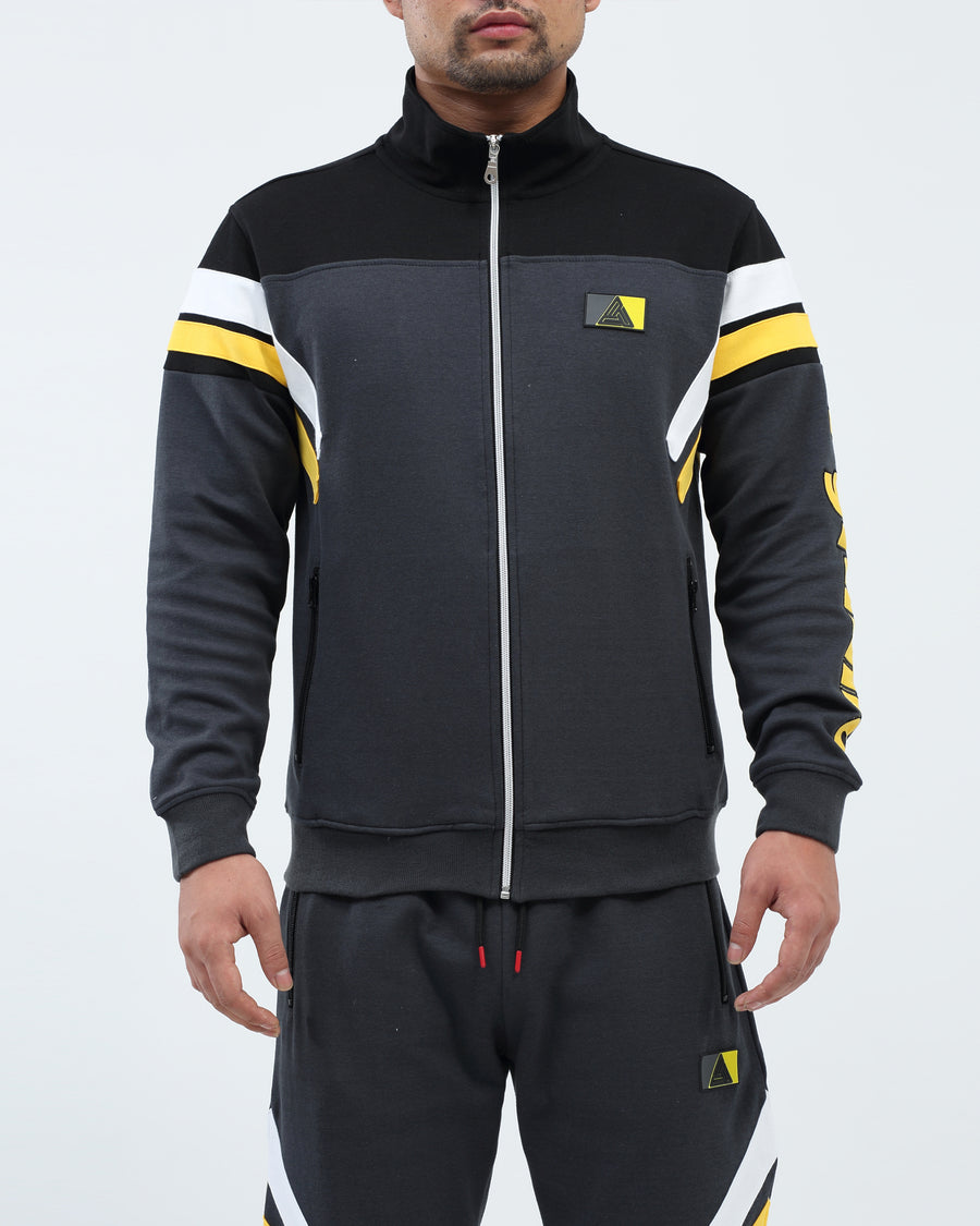 Two Stripes Blocked Track Jacket