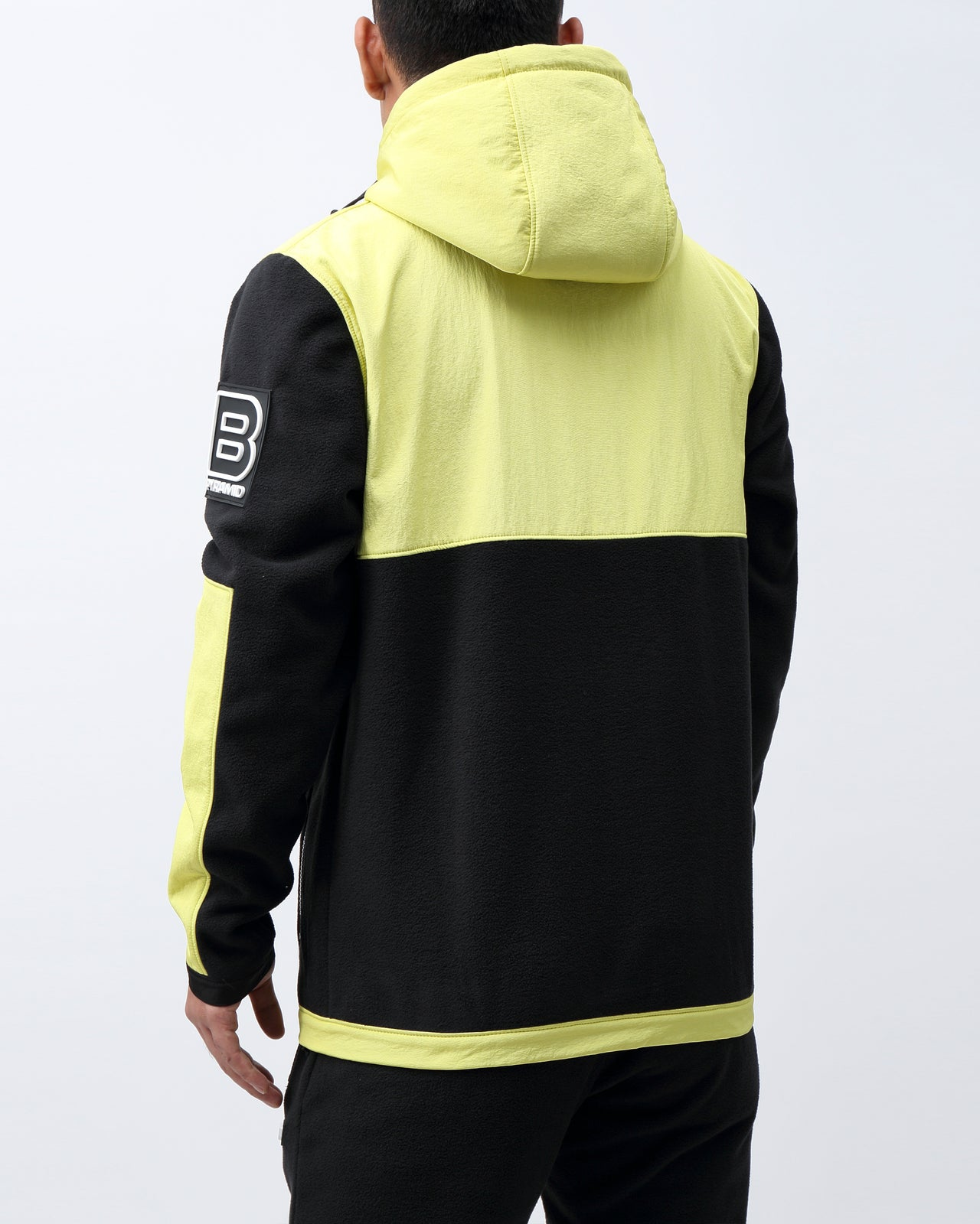 BP POLAR FLEECE JACKET - Color: YELLOW
