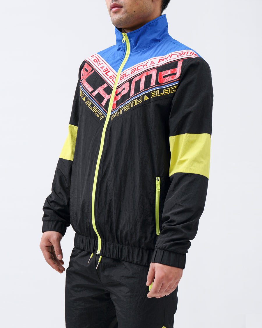 FUTURE OF NEON TRACK JACKET