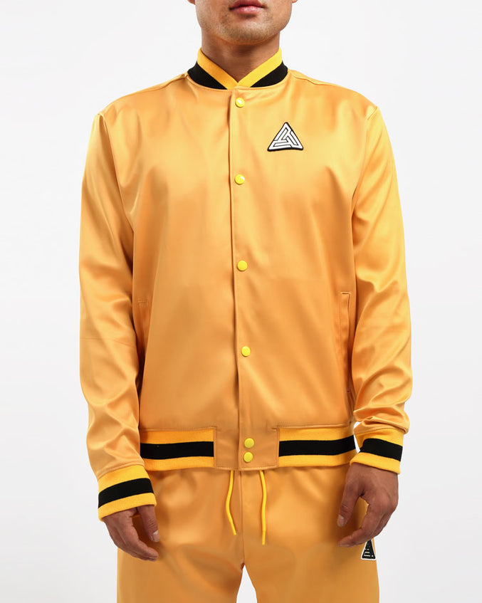 POLAR JACKET-COLOR: YELLOW