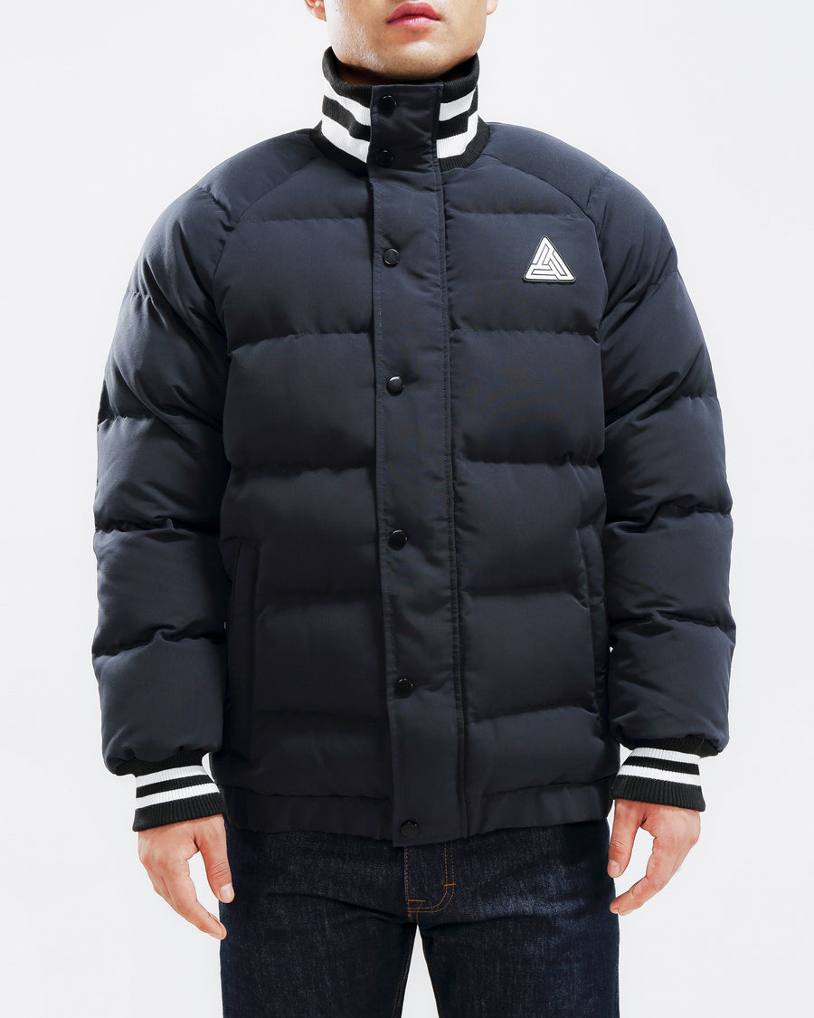 Arch Tape Puffer Jacket