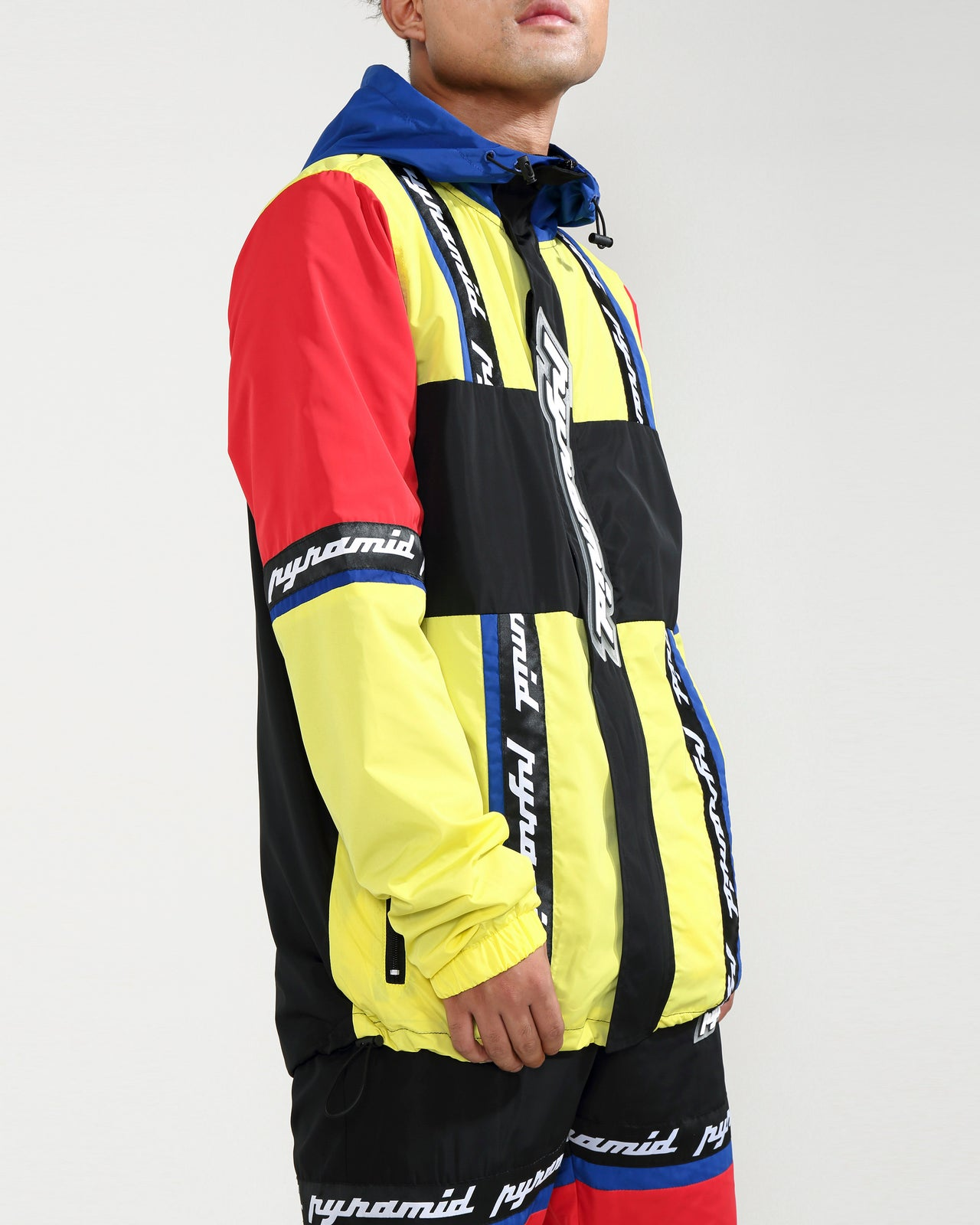 SCRIPT TAPE JACKET-COLOR: YELLOW