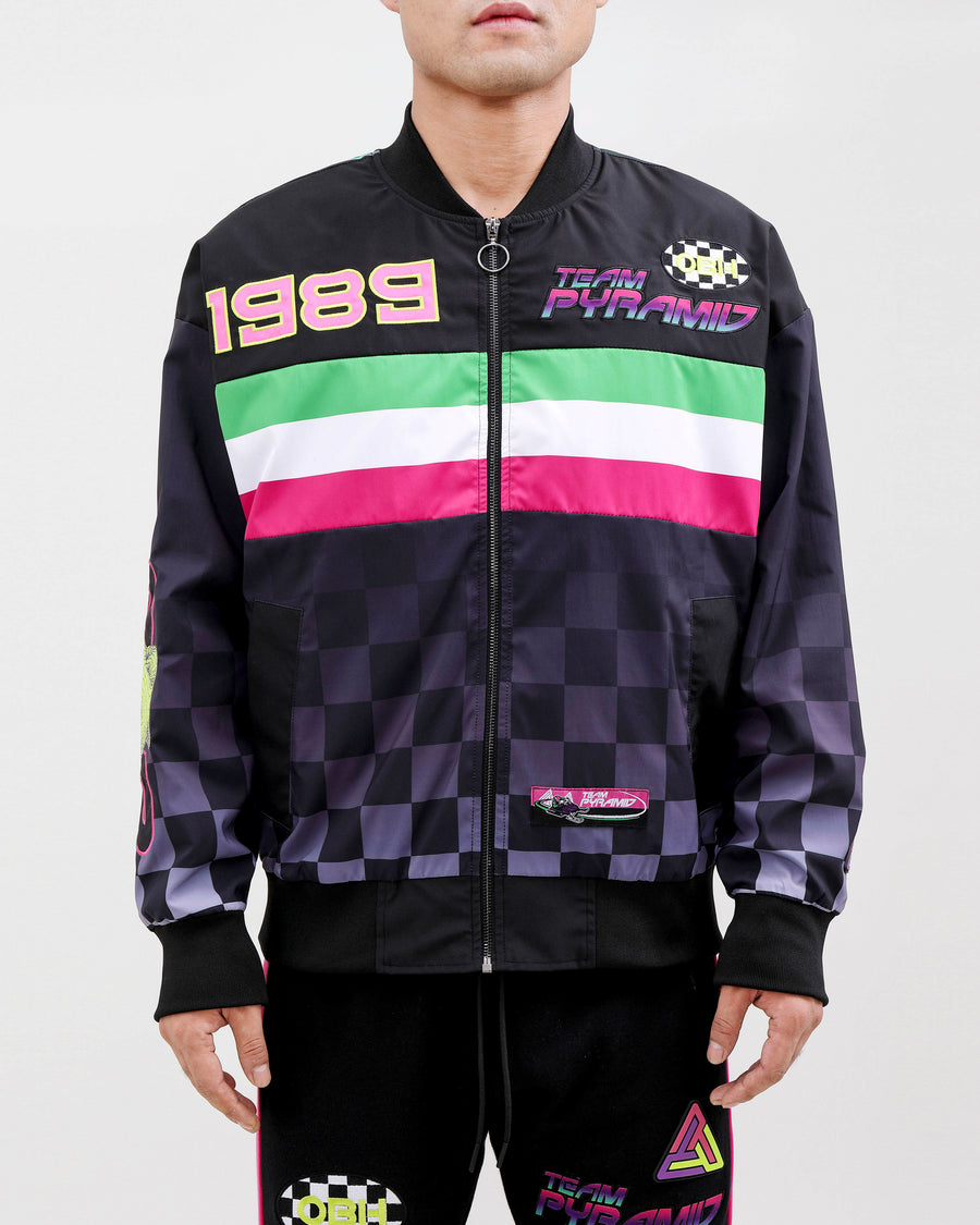 TEAM PYRAMID BOMBER JACKET