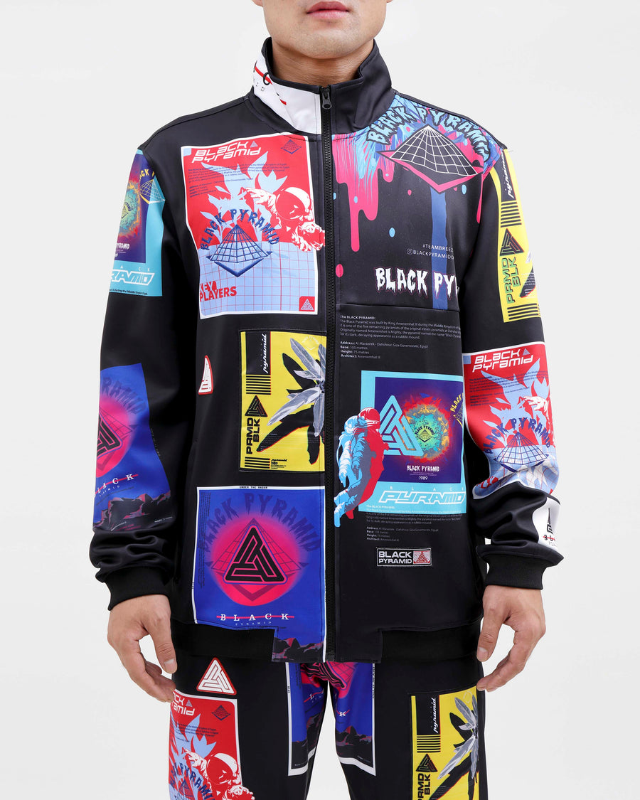 FUTURE RELIC TRACK JACKET