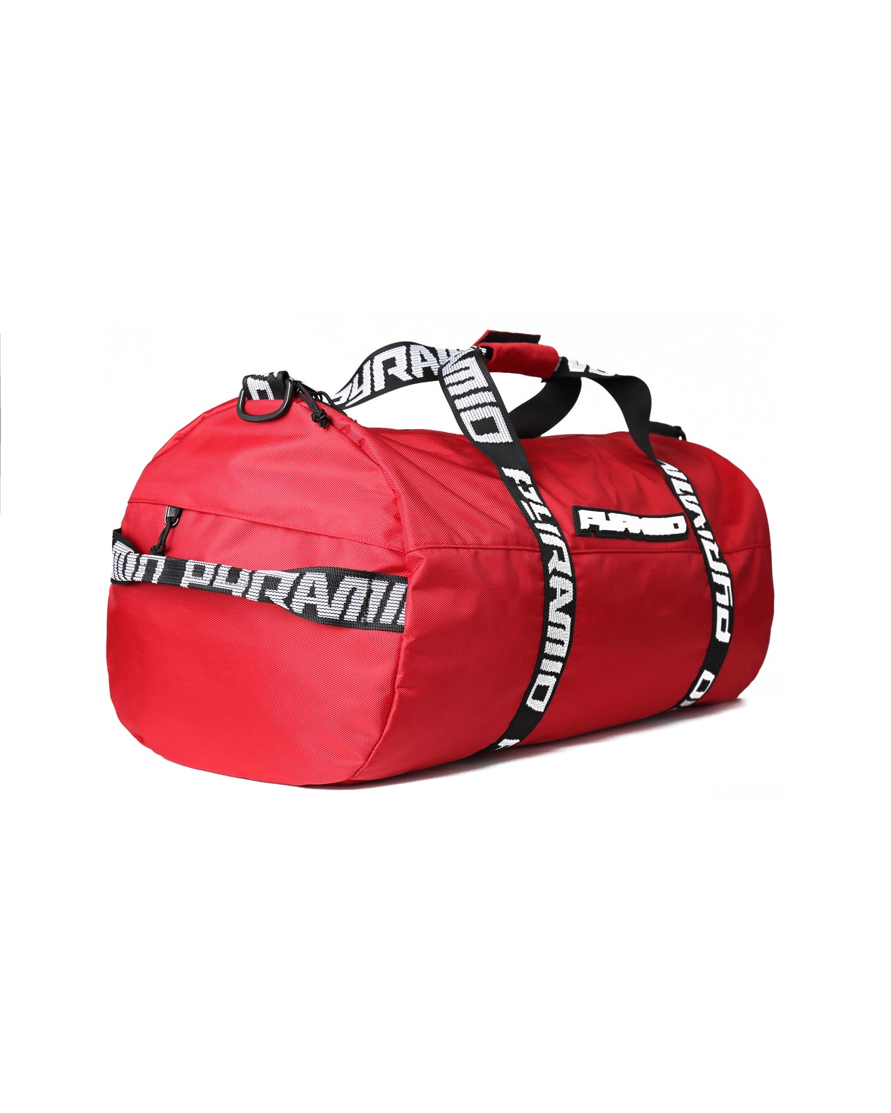 PYRAMID DUFFLE BAG - Color: Red