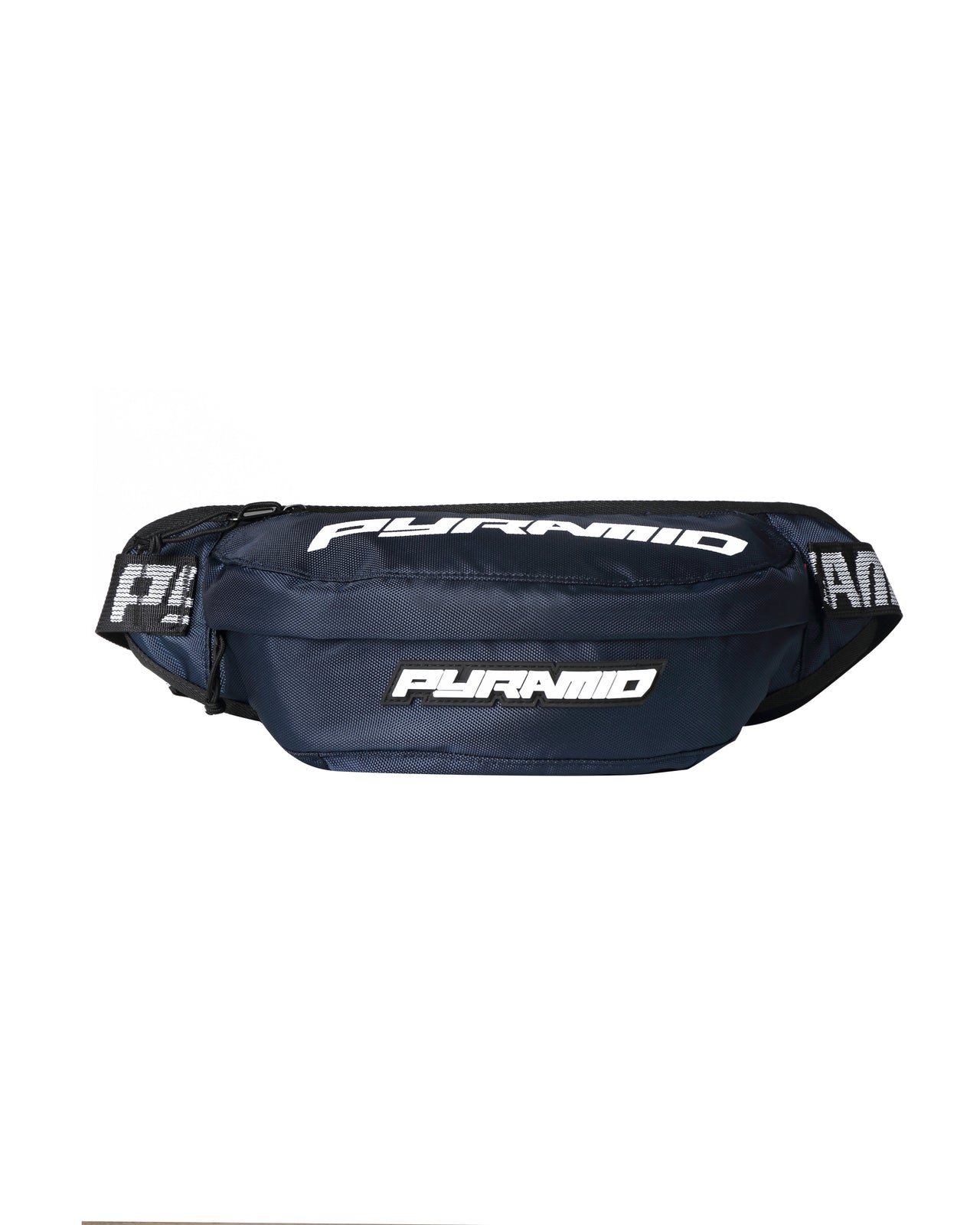 BIG PYRAMID WAIST BAG - Color: Navy