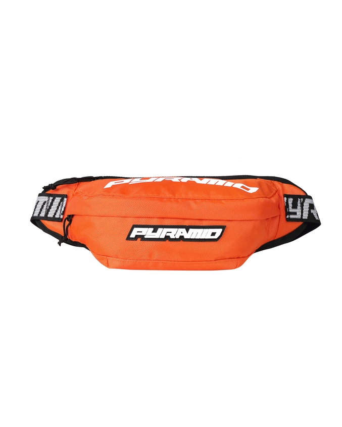 BIG PYRAMID WAIST BAG - Color: Orange
