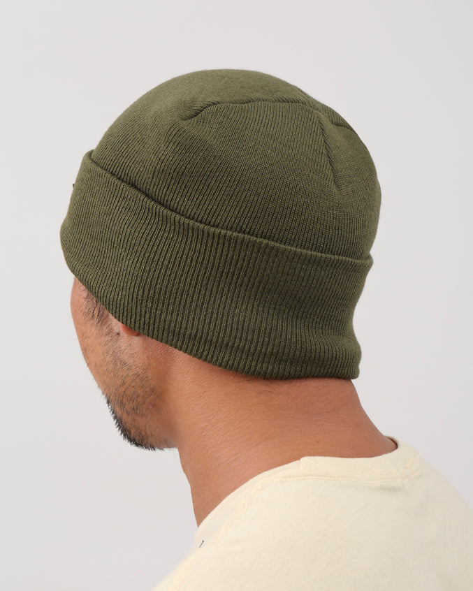 FOLD PYRAMID SCULLY - Color: Olive