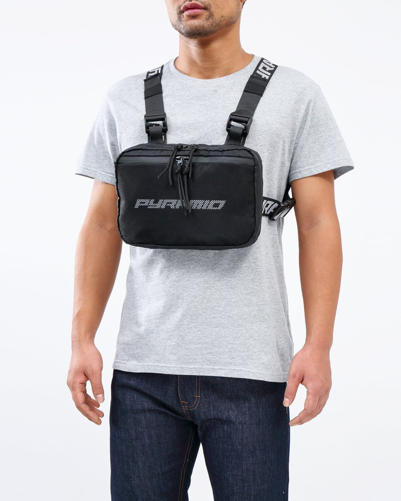 Chest Rig - Color: BLACK