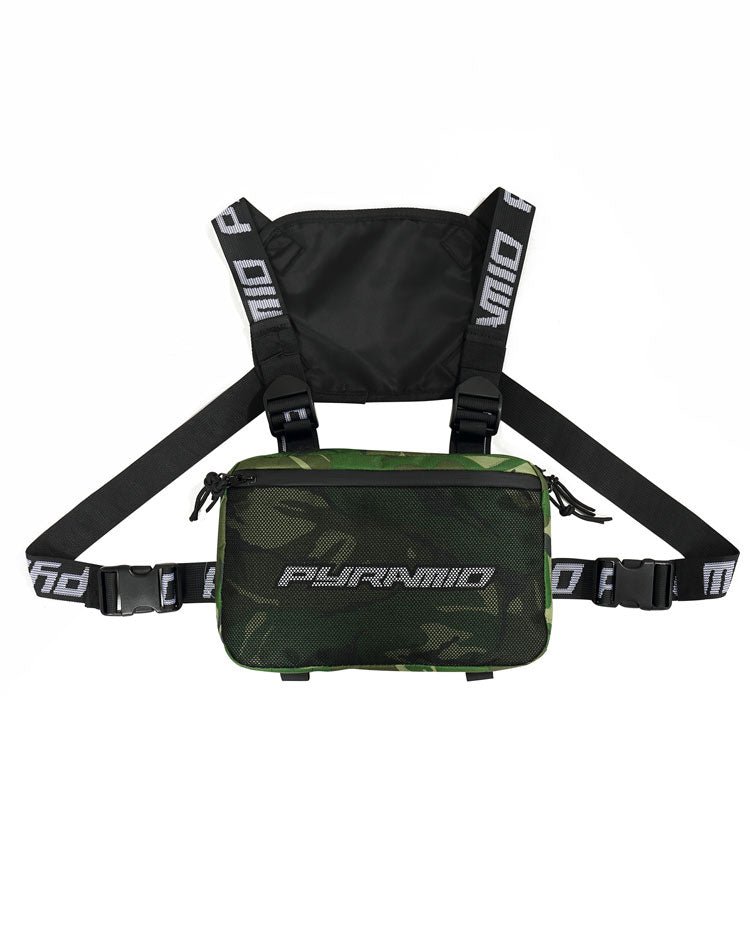 Chest Rig-COLOR: CAMO