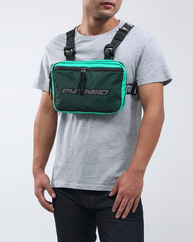 Chest Rig - Color: TURQOUISE