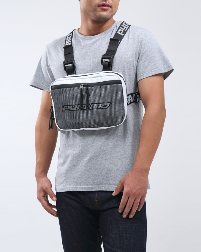Chest Rig - Color: WHITE