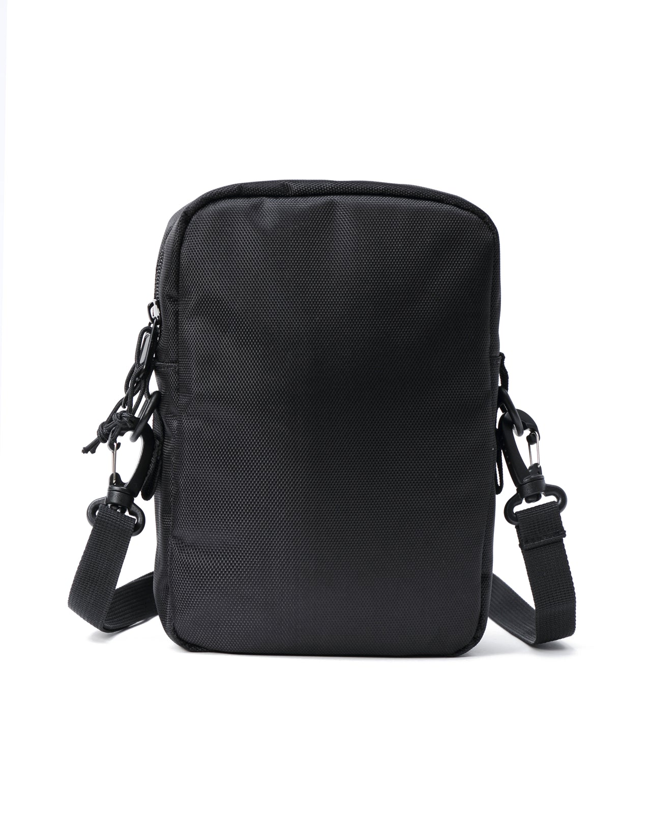 SMALL TECH SHOULDER BAG - Color: BLACK